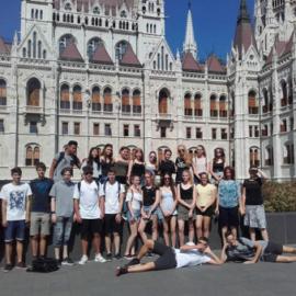 """""""Szia Pécs""""* – zu Gast bei unseren ungarischen FreundInnen"""