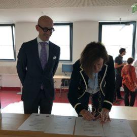 Das ELSA auf dem Weg in die digitale Welt – Netzwerkgründung in Düsseldorf
