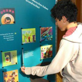 Für ein Miteinander ohne Gewalt – die ECHT FAIR!-Ausstellung am ELSA