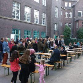 Zeit für Begegnung und Gespräche – Kennenlernfest am ELSA