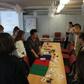 Sprachpaten-Modul startet am ELSA