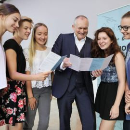 ELSA Schüler erfolgreich beim YES Projekt