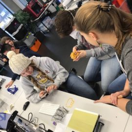 3D-Druck Workshop an der Uni