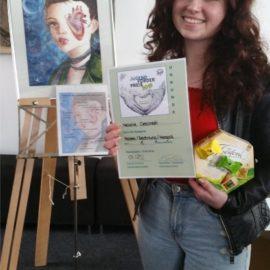 ELSA-Schülerin Melanie Cieslinski gewinnt Jugendförderpreis