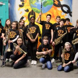 ELSA-SchülerInnen sorgen für musikalische Glanzlichter