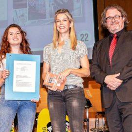 Melanie Cieslinski gewinnt Kunst-Landespreis