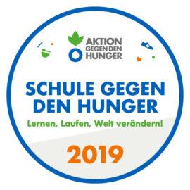"Schulprojekt ""Lauf gegen den Hunger"""