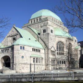 Interreligiöses Lernen in der Neuen Synagoge Essen
