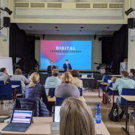 Fortbildung zu Digitalisierung