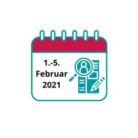 Anmeldung 2021 – Termine und Unterlagen